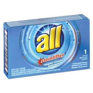 Powdered Laundry Products